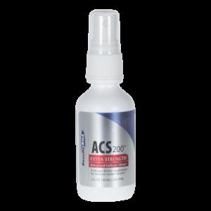 ACS 200 | Advanced Cellular Silver, 2 fl. oz.
