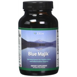 Blue Majik, 50 Gram Powder, E3Live