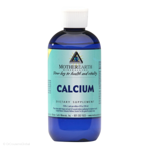 Calcium (Angstrom), 8 fl. oz., Mother Earth Minerals