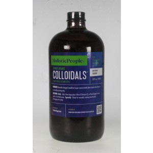 Divinely Organic Colloidals, 32 fl. oz.