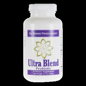 Dr. Friedlander's Ultra Blend (Probiotic), 180g powder
