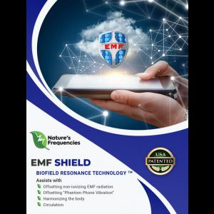 EMF Shield, 2 pack