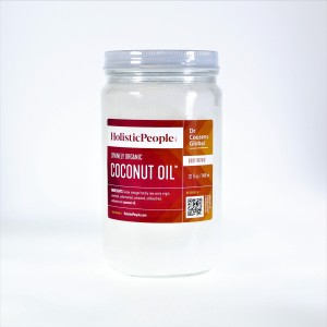 Divinely Organic Coconut Oil, 32 fl. oz.
