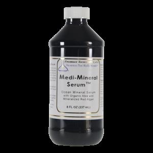 Medi-Mineral Serum, 8 oz.  Aloe, Red Algae