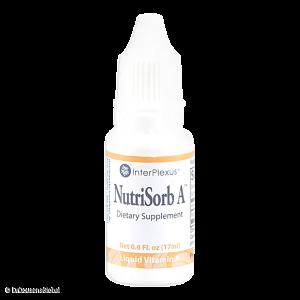 NutriSorb A - Liquid Vitamin A Supplement, Retinol Palmitate,17ml