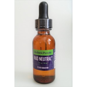 Rad Neutral, 1 fl. oz. | Anti-Radiation Supplement