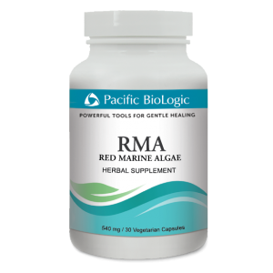 RMA (Red Marine Algae) 540 mg 30 vcaps
