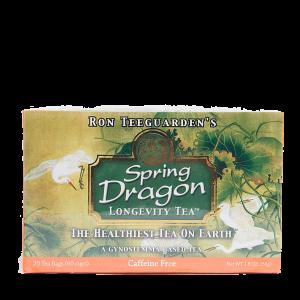 Spring Dragon Longevity Tea Box