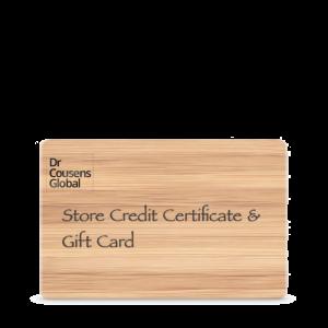 Store Credit Certificate $5000