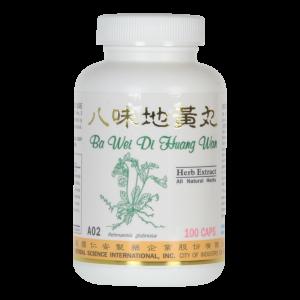 Super 8 Kidney Tonic | A02, 100 Capsules