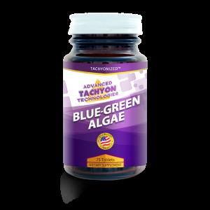 Tachyonized Blue Green Algae, 75 Capsules