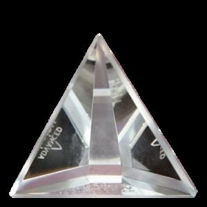 Tachyonized Star Gate Crystal 8-9 cm