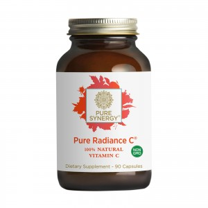Pure Synergy, Pure Radiance C | Vitamin C, 90 Capsules