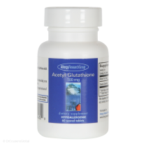 Acetyl-Glutathione (100mg), 60 Tablets