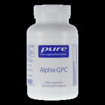 Alpha-GPC, 120 Capsules