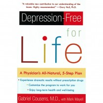 Book - Depression-Free For Life, 304 pages