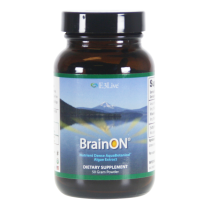 BrainON active Blue Green algae extract 50 Gram Powder, E3live