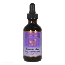 Diamond Mind Drops, 2 fl. oz., Dragon Herbs