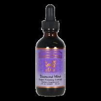Diamond Mind Drops, 2 fl. oz., Dragon Herbs