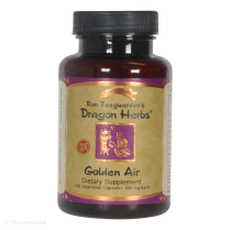 Golden Air Supplement, 100 capsules, Dragon Herbs