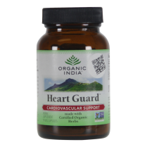 Heart Guard, 90 Capsules, Organic India