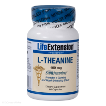 L-Theanine (100 mg), 60 capsules