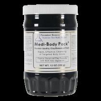 Medi-Body Pack, 12 oz powder