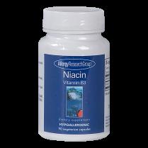 Niacin | Vitamin B3 (250 mg), 90 Capsules