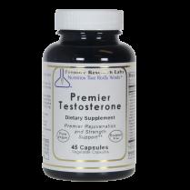 Premier Testosterone, 45 Capsules