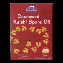 Reishi Spore Oil, 30 soft gels