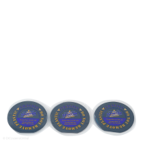 """Tachyonized 10cm / 4"""" Silica Disk 3-Pack"""