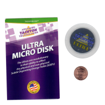 Tachyonized 35mm ULTRA Micro-Disk
