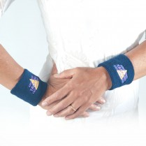 Tachyonized Deluxe Wristbands - Navy Blue