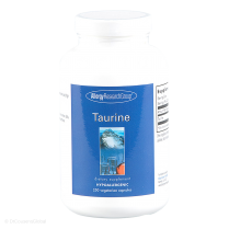 Taurine (1000 mg), 250 Capsules