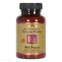 Will Power, 100 Capsules, Dragon Herbs