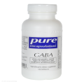 GABA (700mg), 120 capsules, Pure Encapsulations