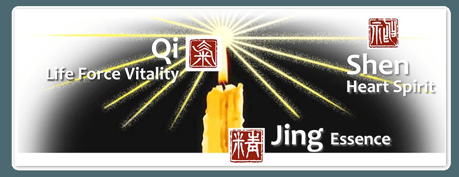 The Chinese Medicine Three Treasures: Jing, Qi, Shen-Gabriel Cousens MD