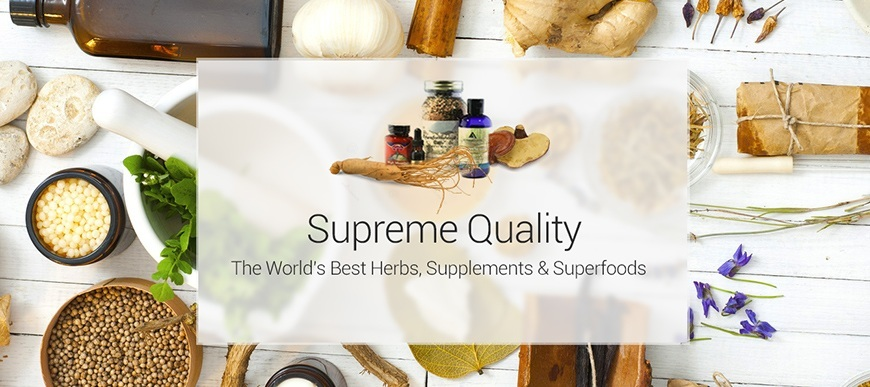 Supreme Quality Dr Cousens Global