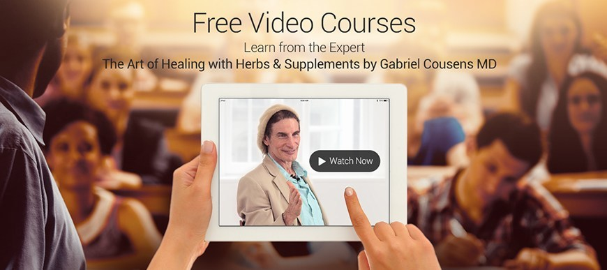 The MasterList Free Video Course Gabriel Cousens MD