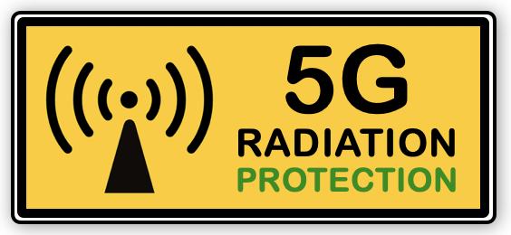 5g radiation protection