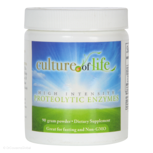 Proteolytic Enzymes 90g Powder Culture Of Life Tree Of