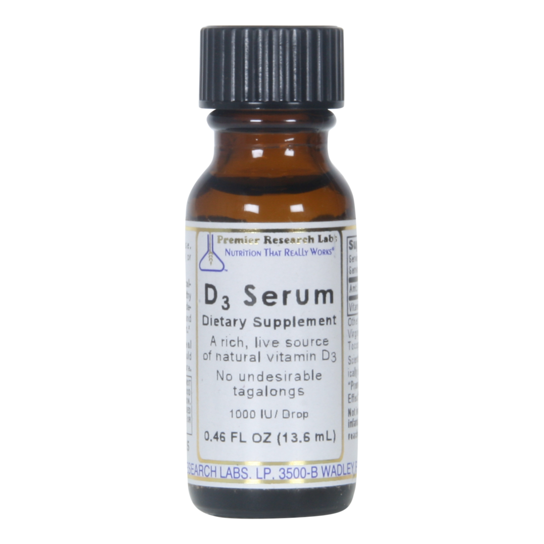 D3 Serum Vitamin D Drops 0 5 Fl Oz Premier A Rich