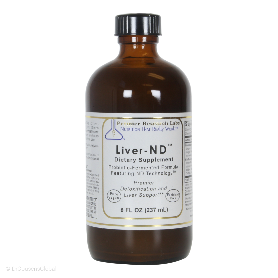 Liver Nd Supplement 8 Fl Oz Premier Research Labs