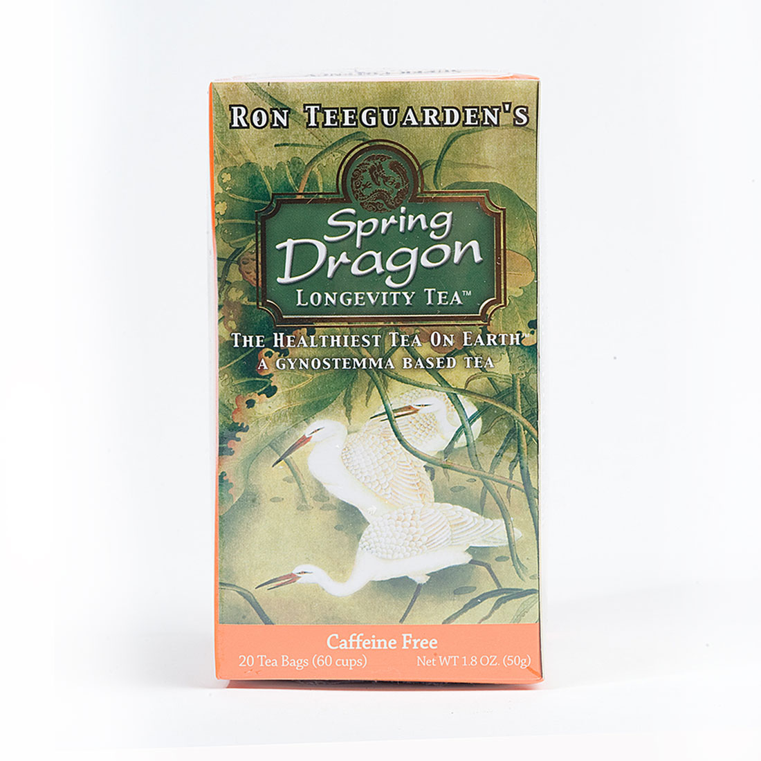 Spring Dragon Longevity Tea The Healthiest Tea On Earth